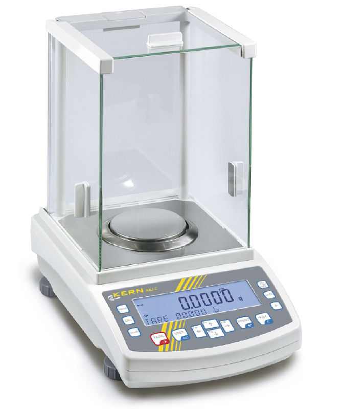 Balanta analitica, balanta de laborator, balanta de precizie, balanta cu patru zecimale